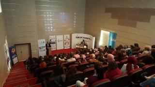 Silvan MYO'da İŞKUR kampüste etkinliği