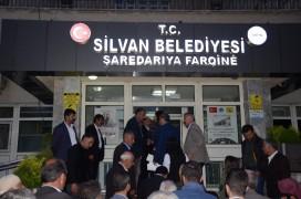 HDP'li Silvan Belediye Başkanı Toprak mazbatasını aldı