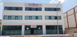 Bağlar Sosyal Yardımlaşma Vakfı yeni binasına taşındı