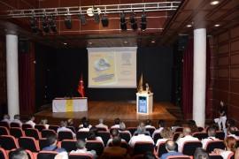 Bölge üniversiteleri araştırma yetkinlikleri DÜ'de analiz edildi