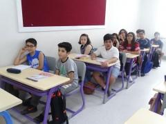 Mektebim Okulları 8. sınıf kamp programı başladı