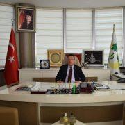 """Başkan Beyoğlu: """"Avrupa'dan yükselen saldırılar bizi daha çok kenetlendirmeli"""""""